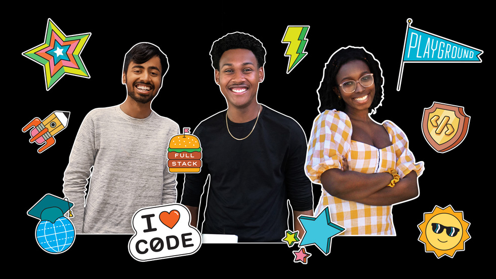 Apple's WWDC20 Swift Student Challenge winners determined to change our future