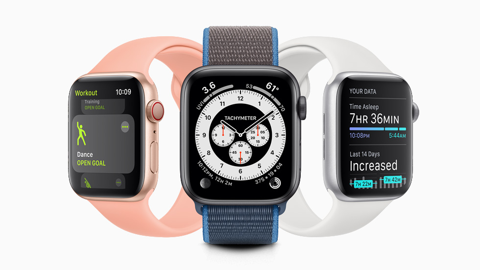 WWDC 2020: Apple shows us the new watchOS 7, and here's what it has to offer