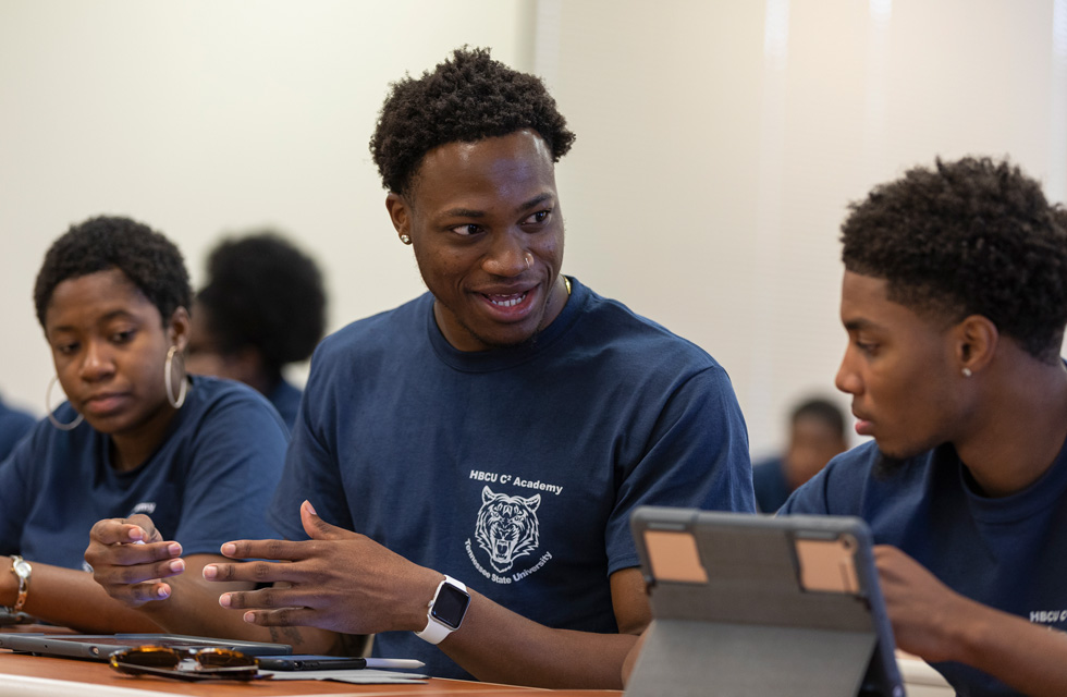 Apple teams up with HBCUs to bring coding and creativity opportunities to communities across the US